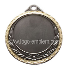 Custom Design Blank Medal Antique Copper Plating